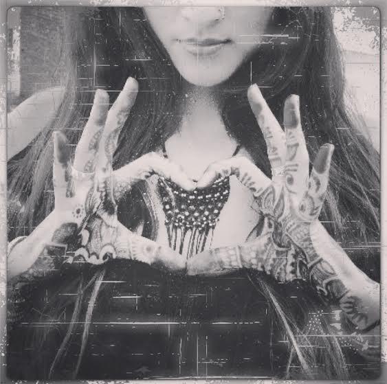 love, girl, heart, peace