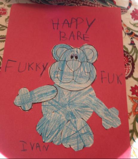 Happy Bare Fukky Fuk