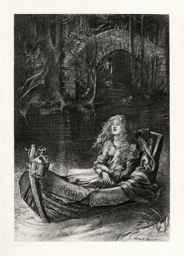 W.E.F._Britten_-_The_Early_Poems_of_Alfred,_Lord_Tennyson_-_The_Lady_of_Shalott