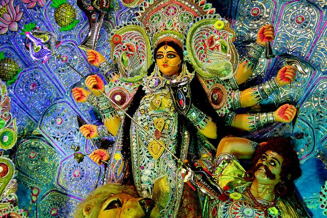 goddess durga, hindu