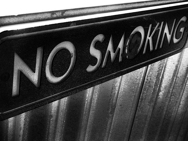no smoking, cigarettes