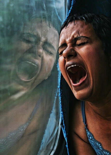 sad cry woman grief