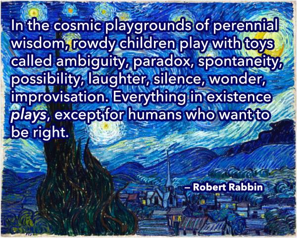 robert rabbin meme-art
