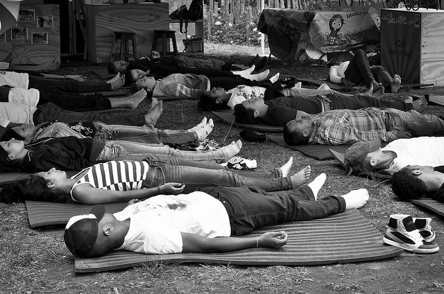 American yoga
