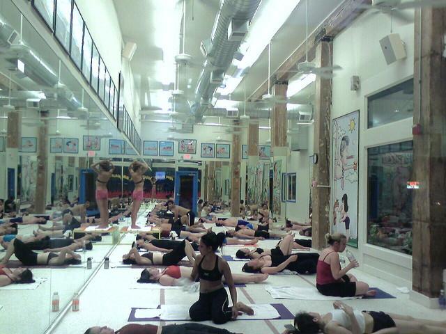 hotbox yoga