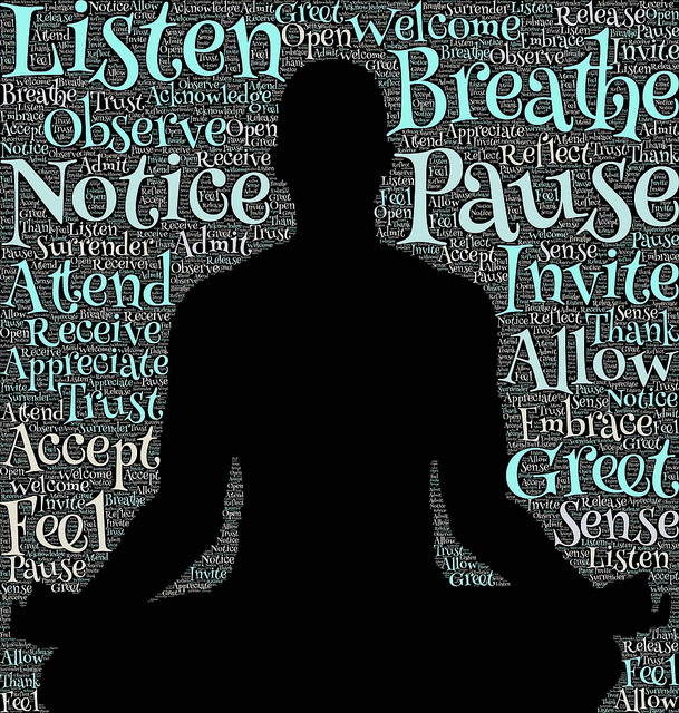 meditation, presence, allow, feel, breathe