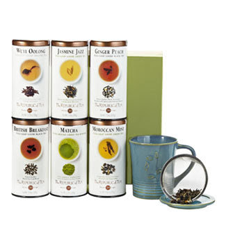 new teavana set