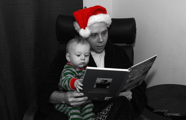 read at Christmas