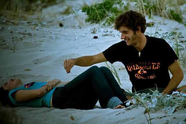 sandy foreplay