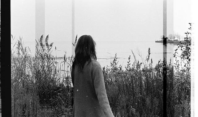 woman alone forgive