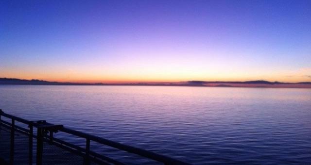 Keeley Milne sunset