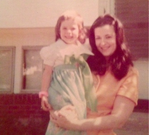 Marci and Mom