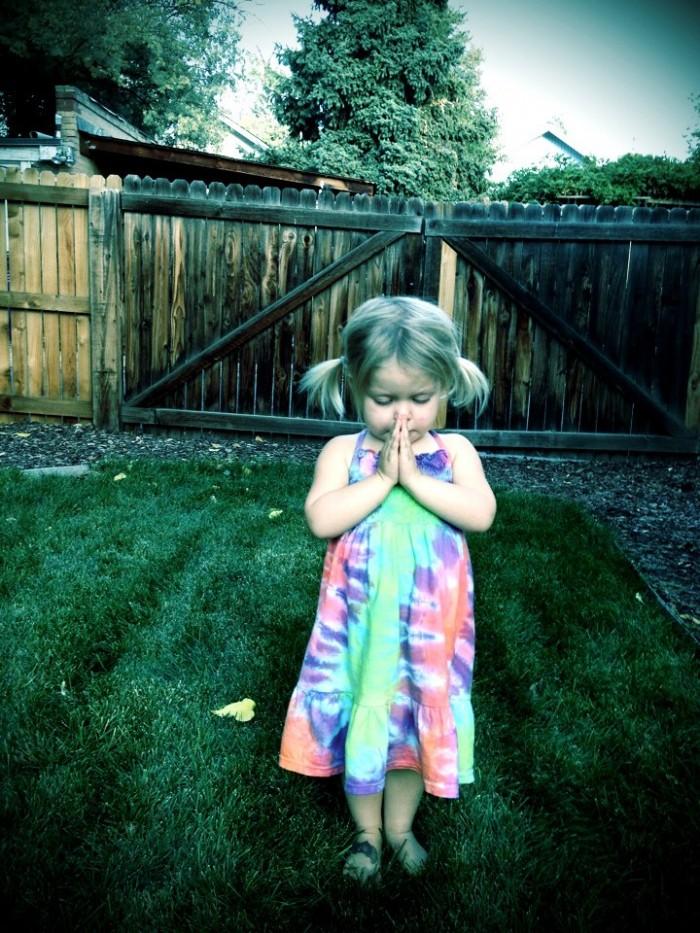Scarlett's Tie-Dye Meditation