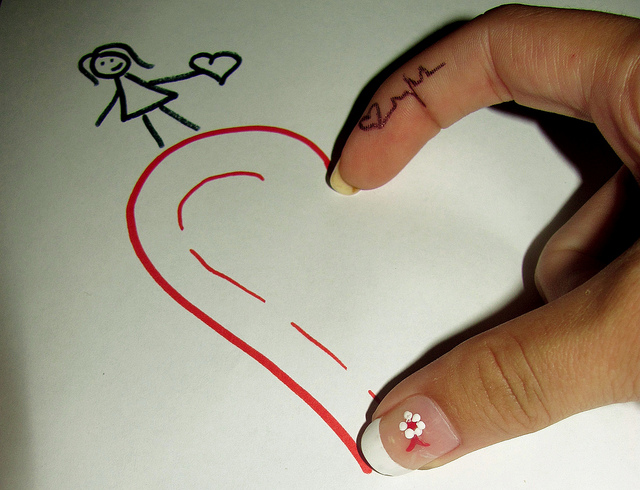 heart self love