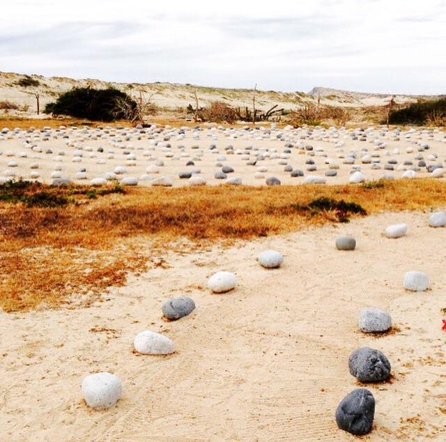 Labyrinth - photo taken by Megan Ridge Morris