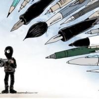 Rob Tornoe response to Charlie Hebdo murders