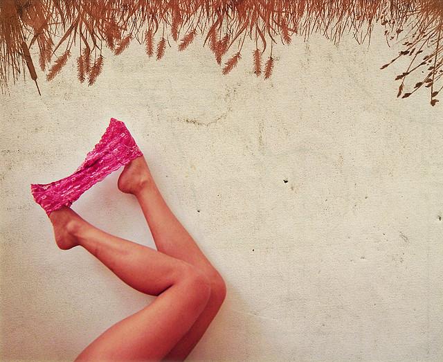 panties legs sexy woman