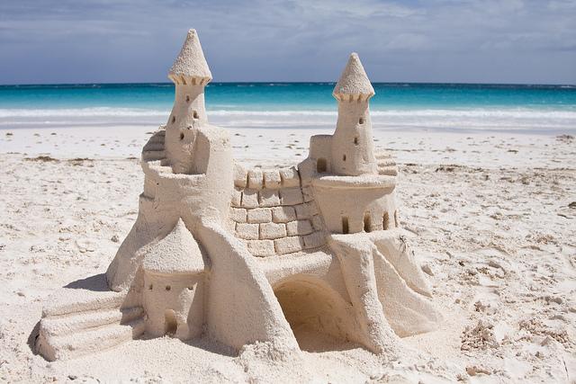 sand castle 1