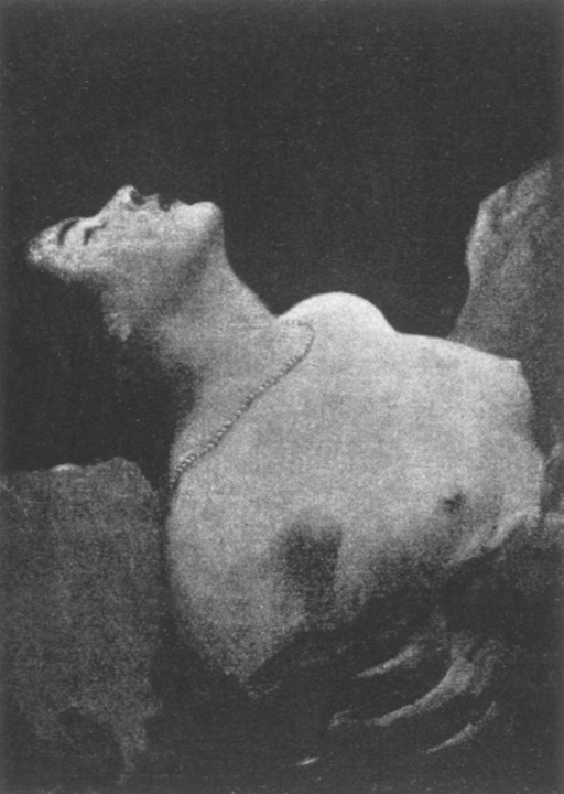 topless women sexy orgasm vintage