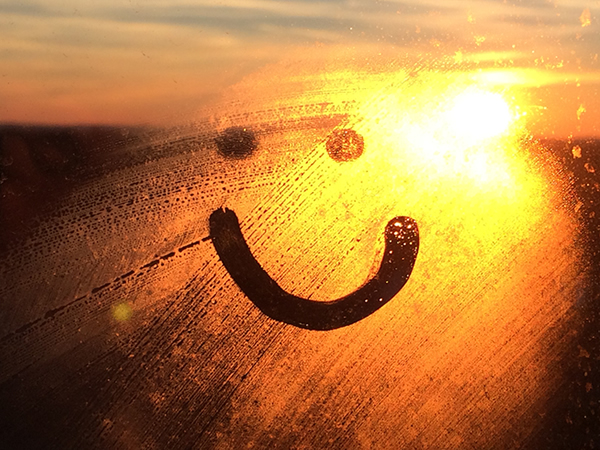 Window Smiley