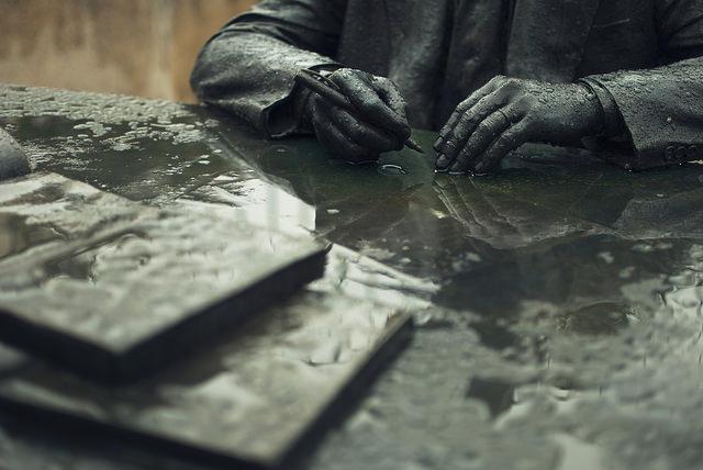 writing in the rain_jojo
