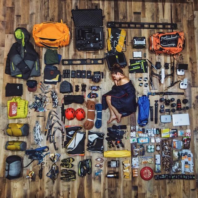 renan gear list