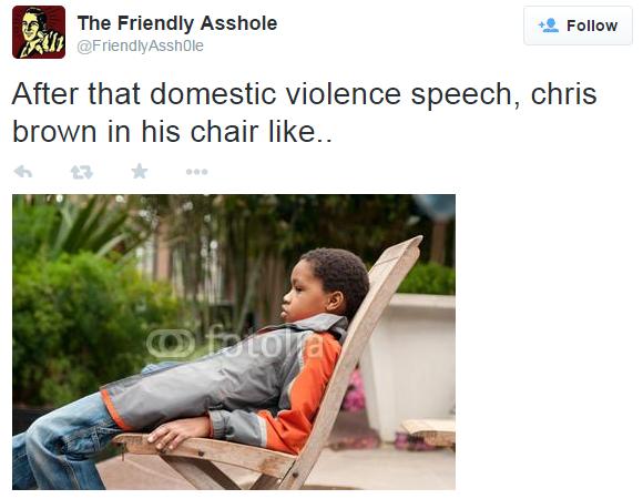 domestic abuse obama grammy's