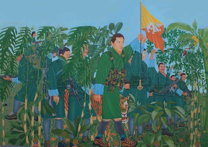 War at phukabtong