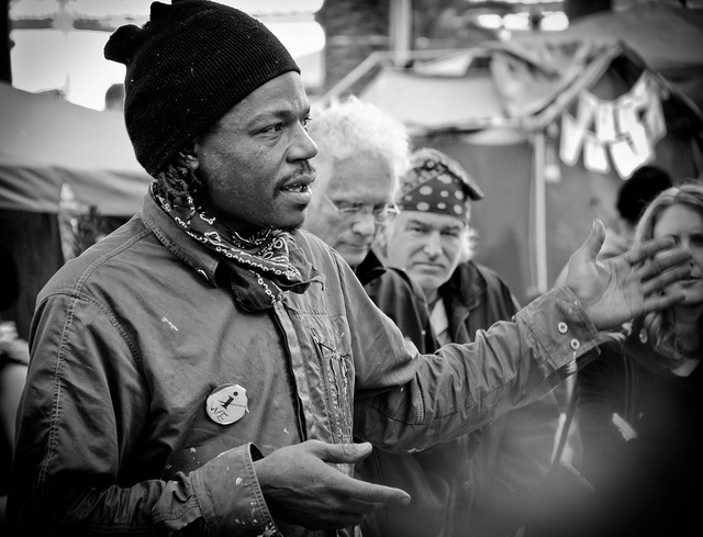 activist in san fran