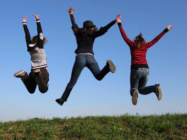 carla poetner people jumping