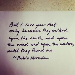 Neruda poetry