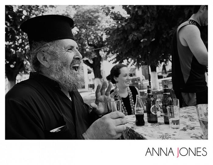 Anna Jones Greek Man