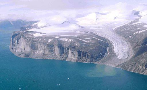 Glacier Baffin_Island_Northeast_Coast_1997-08-07