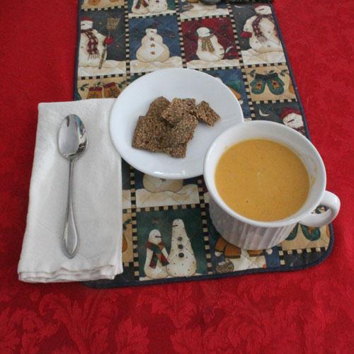 Pat Squash soup photo 1