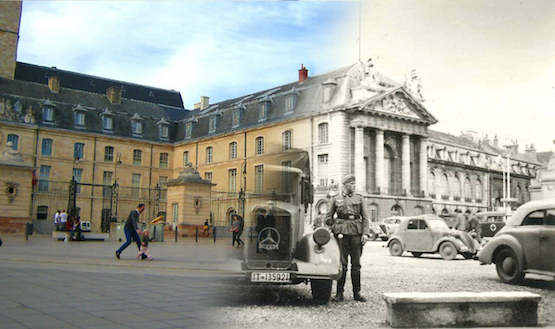 nazi france germany photos