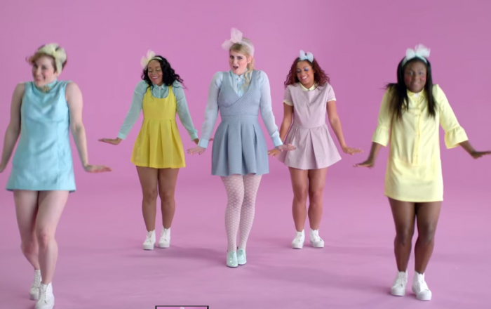 Meghan Trainor All about the Bass