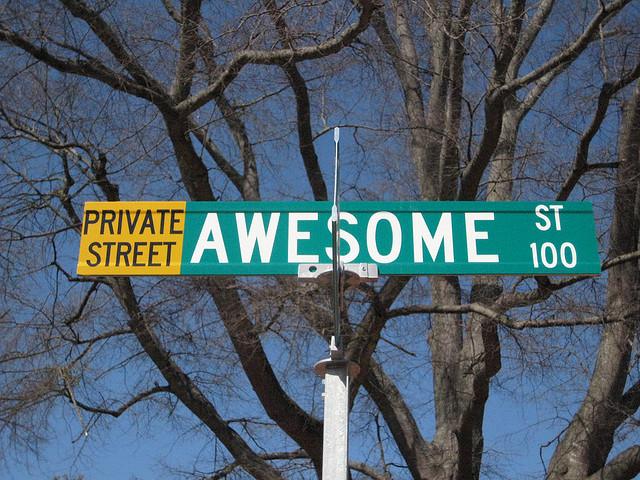 Awesome Street