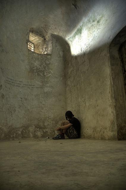 Jail, imprisoned
