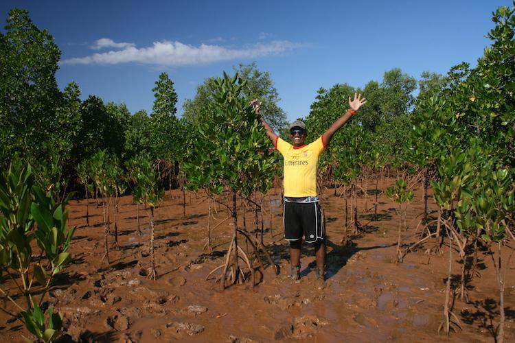 Mahajanga, Island 1 May 2014 After