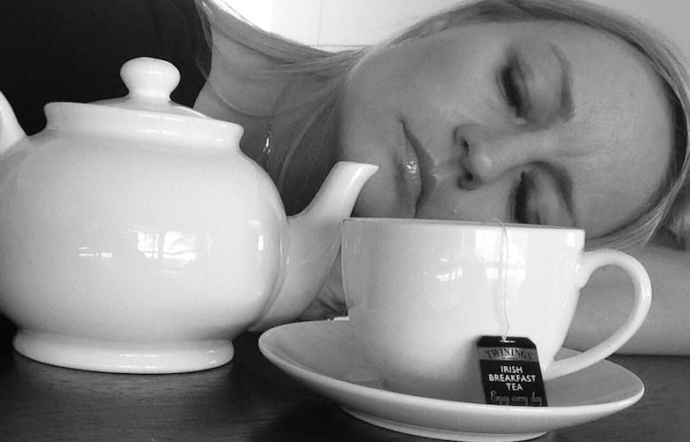 Nicole Ann Martin Tea Cup
