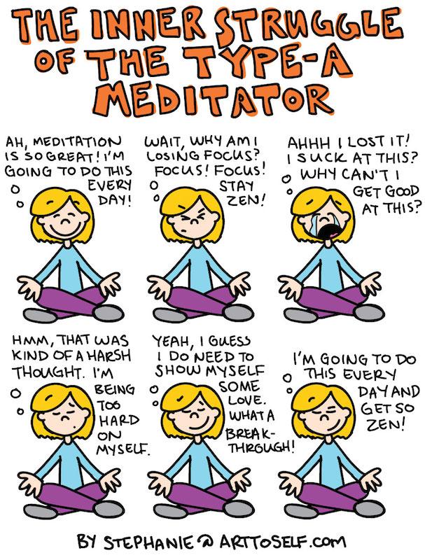 Type-A-Meditator