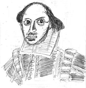 William_Shakespeare Sketch