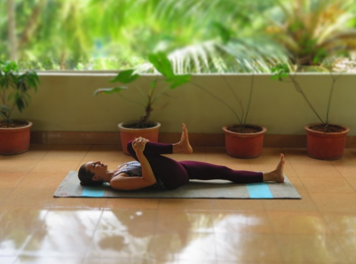 Yoga to Fire Up Sluggish Digestion Feature Photo