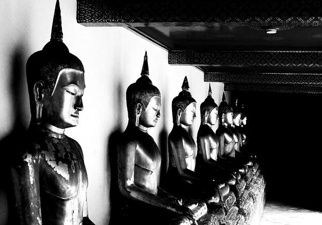 buddha sit meditate