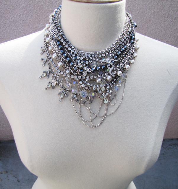 jewelry, necklace, piece, jewels