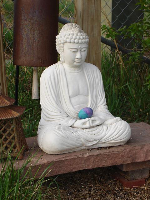 meditating on easter