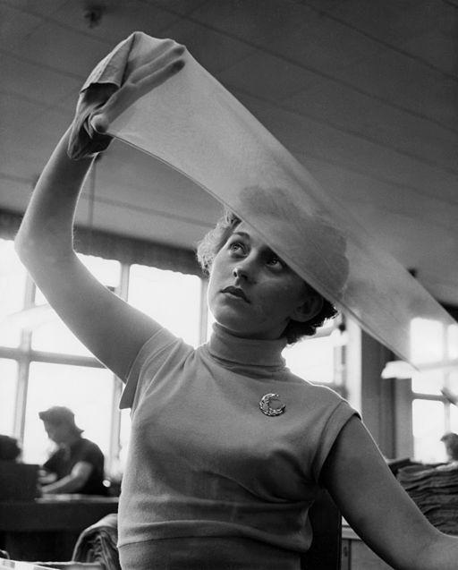 pantyhose stocking woman vintage