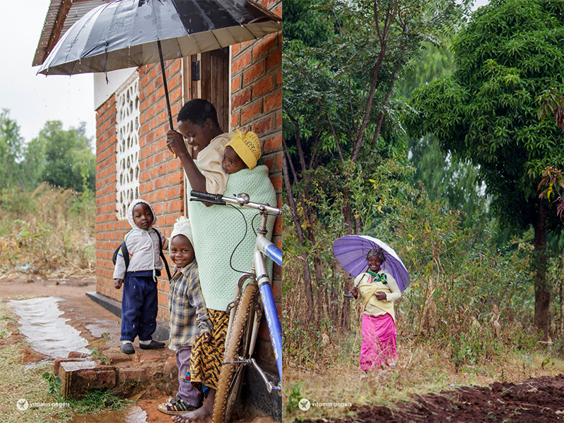 umbrella vitamin angels