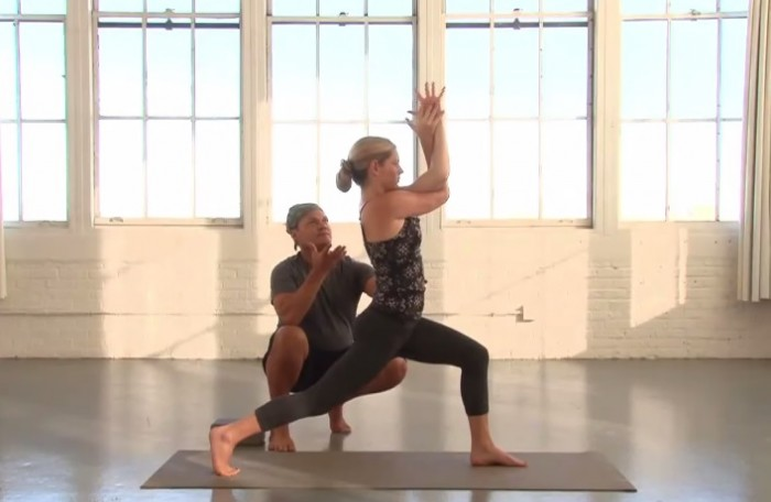 yoga podcast screenshot