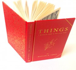 Things I would like to do with You Waylon Lewis book